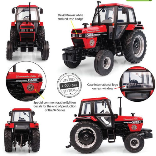 "Case IH 1494 2WD ""Commemorative Edition"