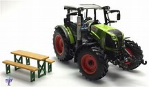 Claas Arion 440 Bavaria Edition ZLF 2016