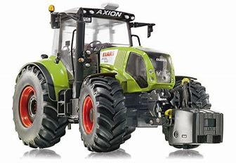 """Claas Axion 850 """"First Edition"""""""
