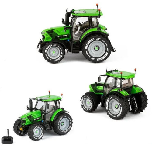 Deutz Fahr 6140 TTV Michelin XeoBib