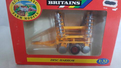 Disc Harrow