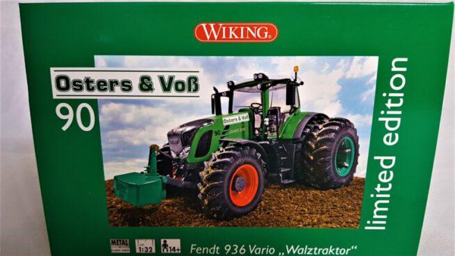 """Fendt 936 Vario Osters & Vos """"Walztractor"""""""
