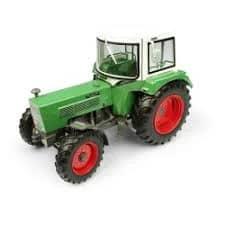 Fendt Farmer 106S Turbomatik 4wd met Fritzmeier Cabine