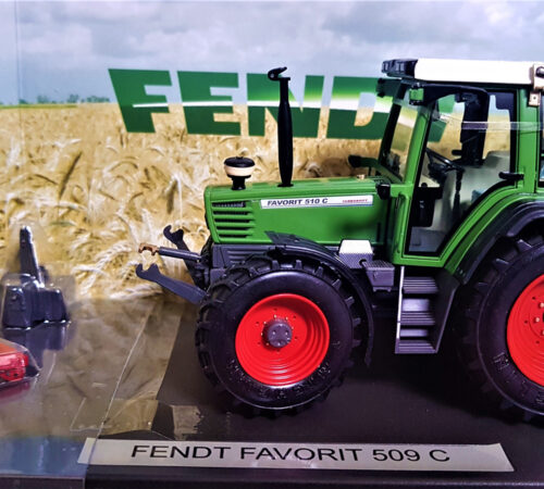 Fendt Favorit 510C Turboshift