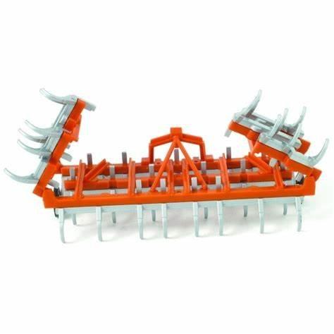 Fold-Up Cultivator (Oranje)