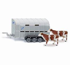 I For Williams Veetrailer + 2 Koeien
