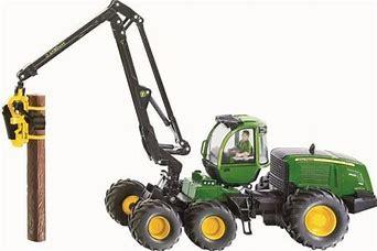 John Deere 1470E Harvester