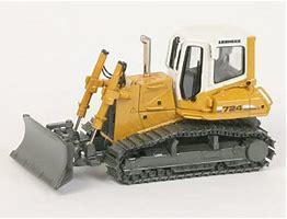 Liebherr PR 724 Bulldozer