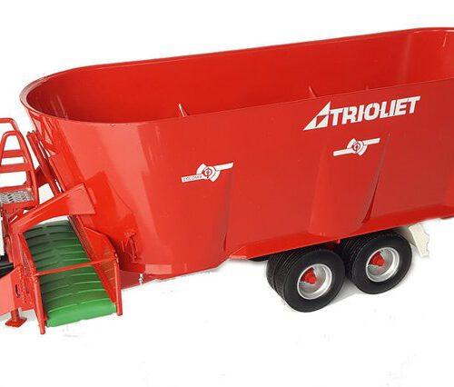 Trioliet Solomix 3 4600 VLX-B-T Voermengwagen