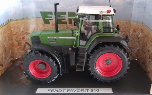 Fendt Favorit 818 Turboshift