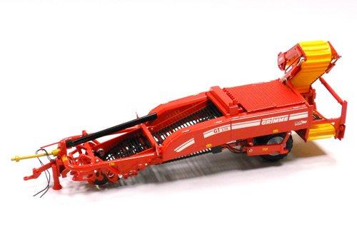 Grimme GT170 2Rijige Getrokken Aardappelrooier