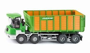 Joskin Cargo-Track met Silagewagen