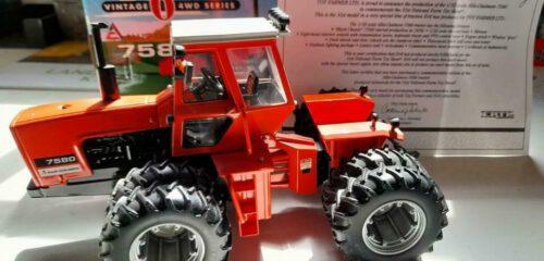 Allis-Chalmers 7580 Farm Toy Show 2008