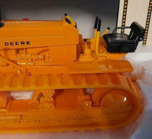 John Deere 430 Rups Trekker Industrie