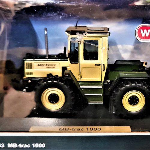 MB Trac 1000 Distelgroen (1987-1991)
