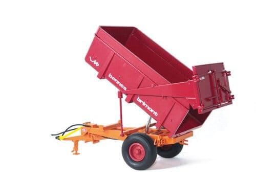 Brimont 8 Ton Kiepwagen