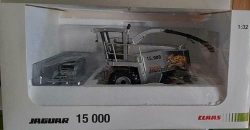 Claas Jaguar 15.000 met PU-300 Graspickup