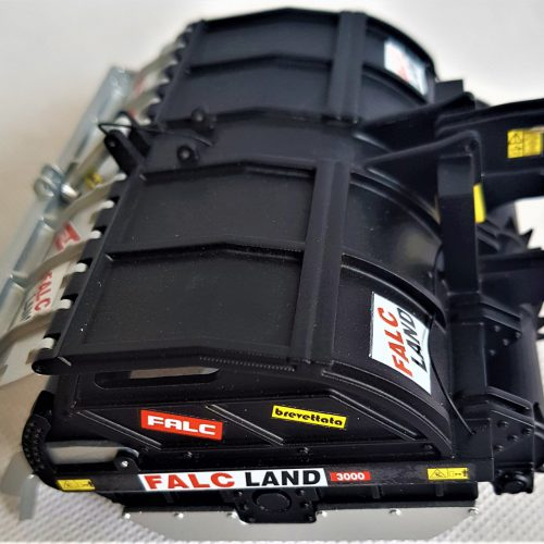 Falcland Rotoaratro 3000 Spitmachine Black