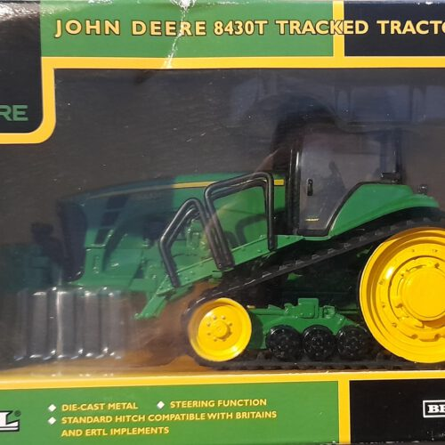 John Deere 8430T Rups Trekker