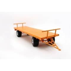 Landbouwwagen 4-Wielig Geel