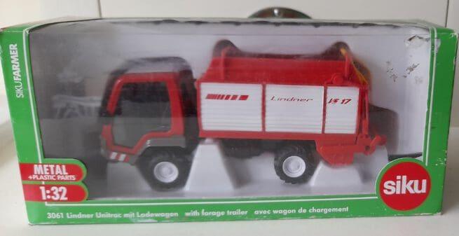 Lindner Unitrac Ladewagen