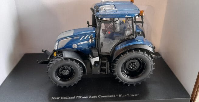 New Holland T5.140 Blue Power Auto Command