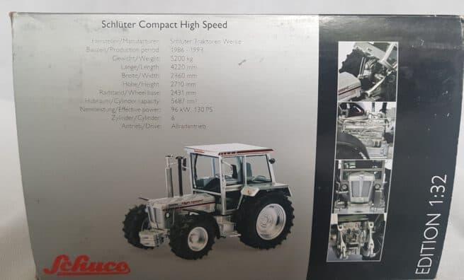 Schluter Compact 1350 High Speed