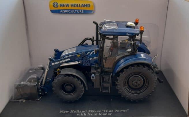 New Holland T6.175 Blue Power met 770TL Voorlader (Verbouwd)