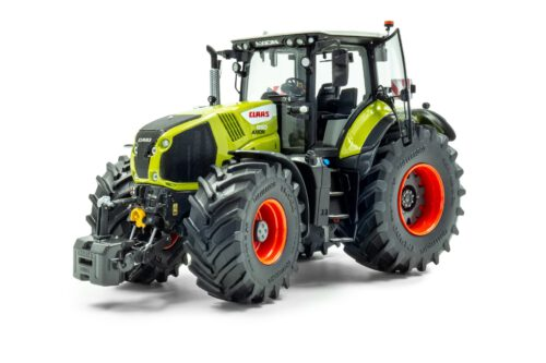 Claas Axion 850 Stage V
