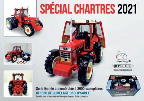 International 1056 XL met Dubbellucht ACA 2021
