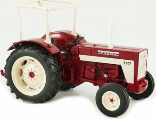 International 624 2WD ROPS